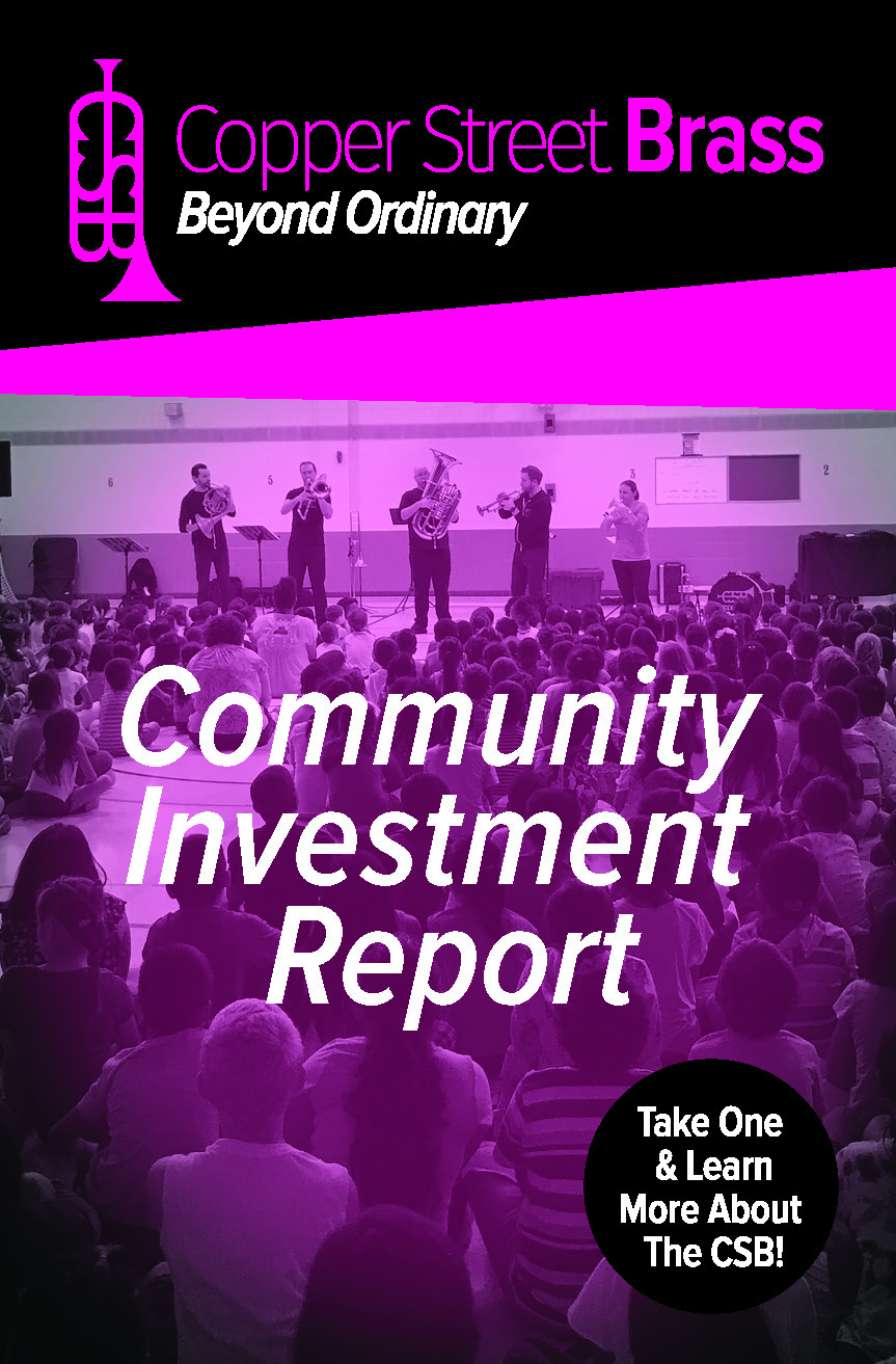 community investment report